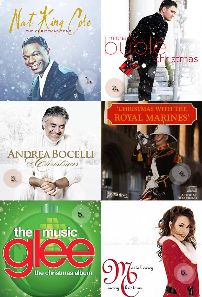 kokoelma_joululevyistä