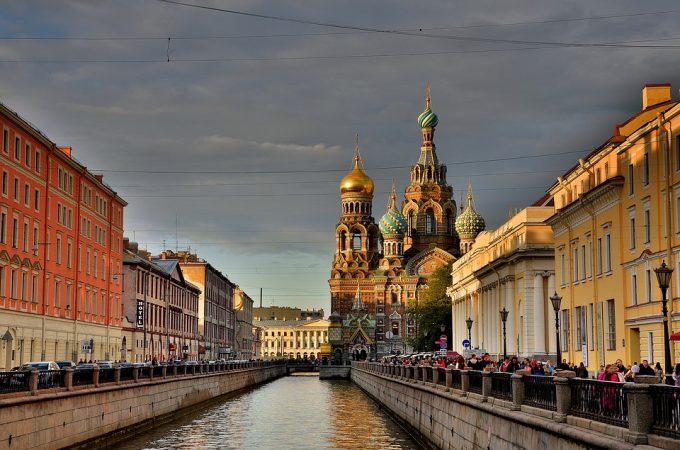 Pietarissa on paljon historiallista nähtävää ja koettavaa