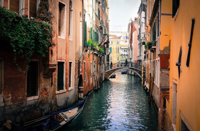 Venetsialainen kapea kanaali