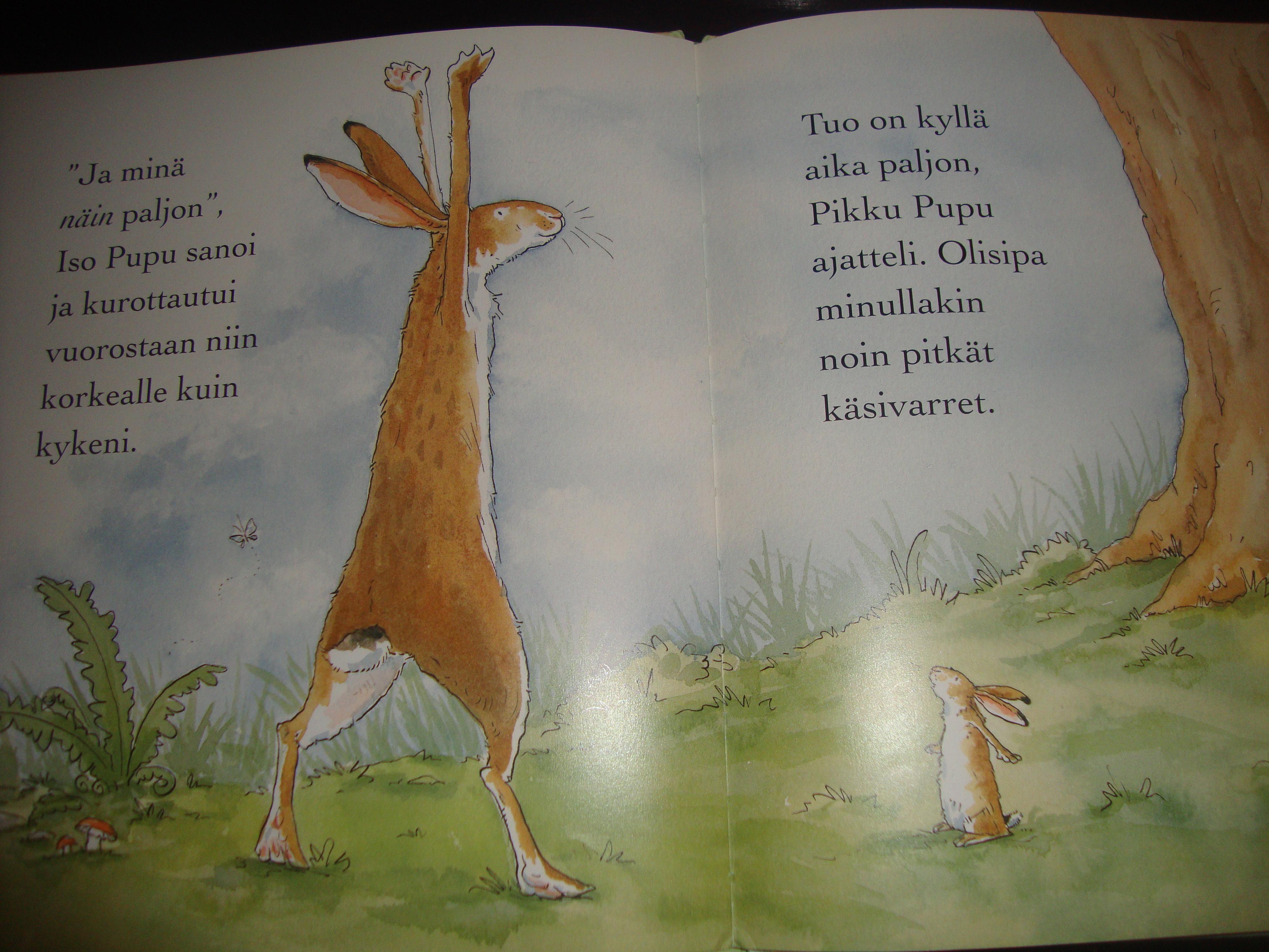 pienten lasten kirjat