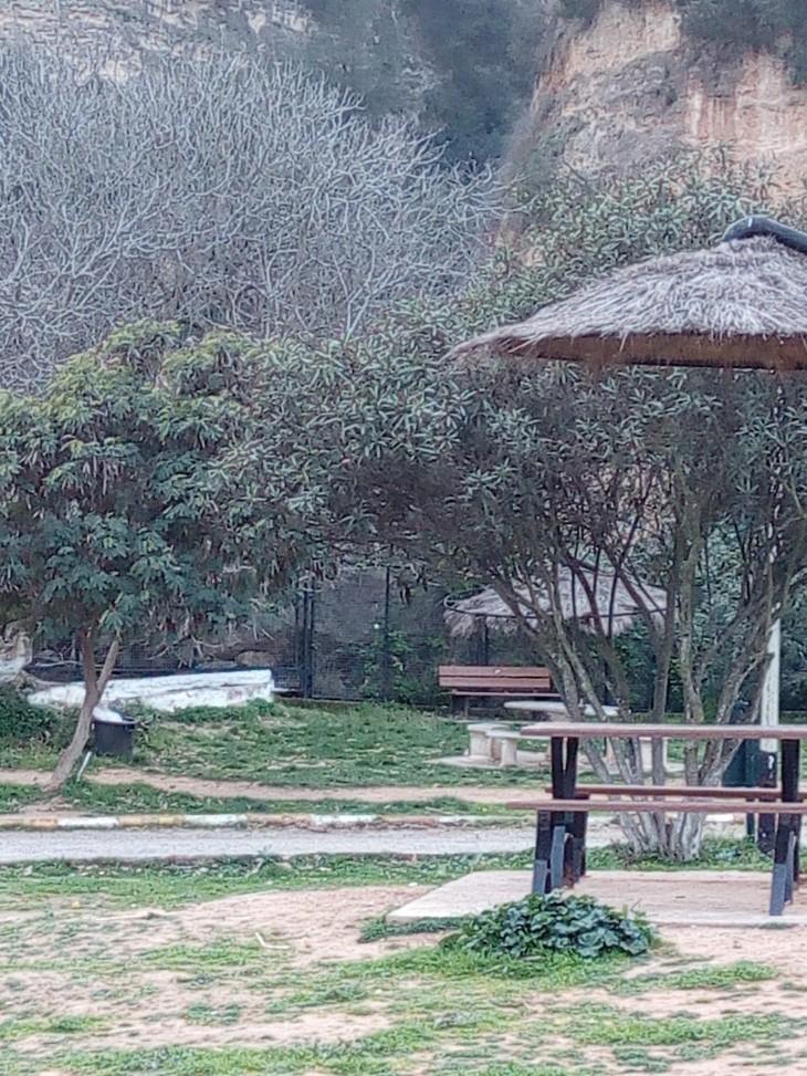 Lapsiperhe Algeriassa 12