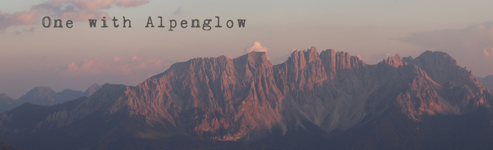 One with Alpenglow