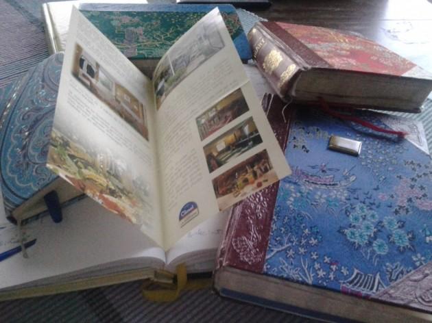paperipäiväkirjat
