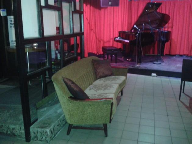 Tallinnan Philly Joe's --jazzklubilla on oma flyygeli! Suomessa voisi ottaa oppia tästä.