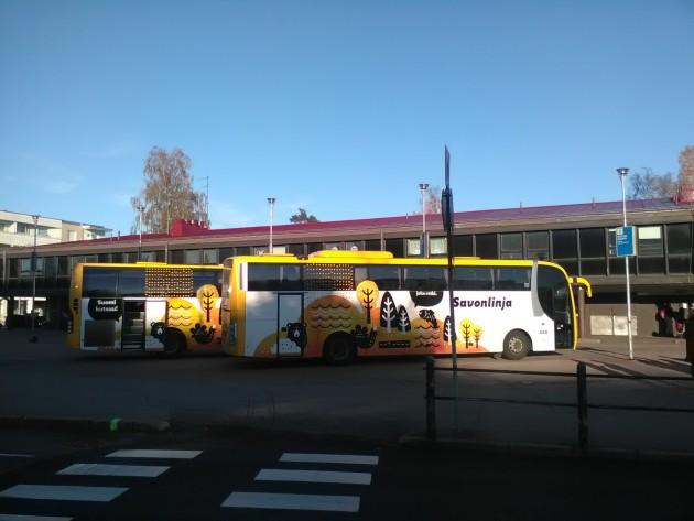 #bussimatkailu on minulle nykyään tavallisinta