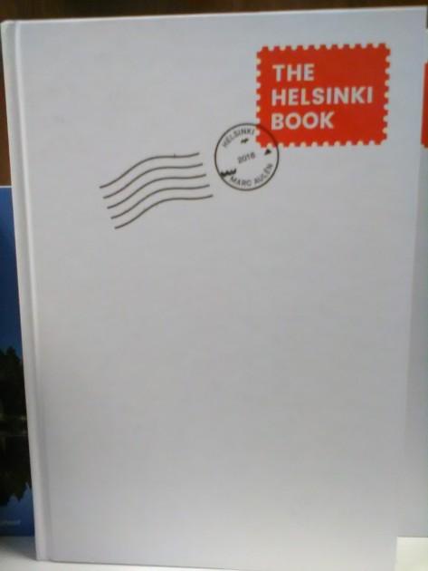 The Helsinki Book väläyttää yhden sydämestään tekemiseensä paneutuvan näkemyksen Helsingistä.
