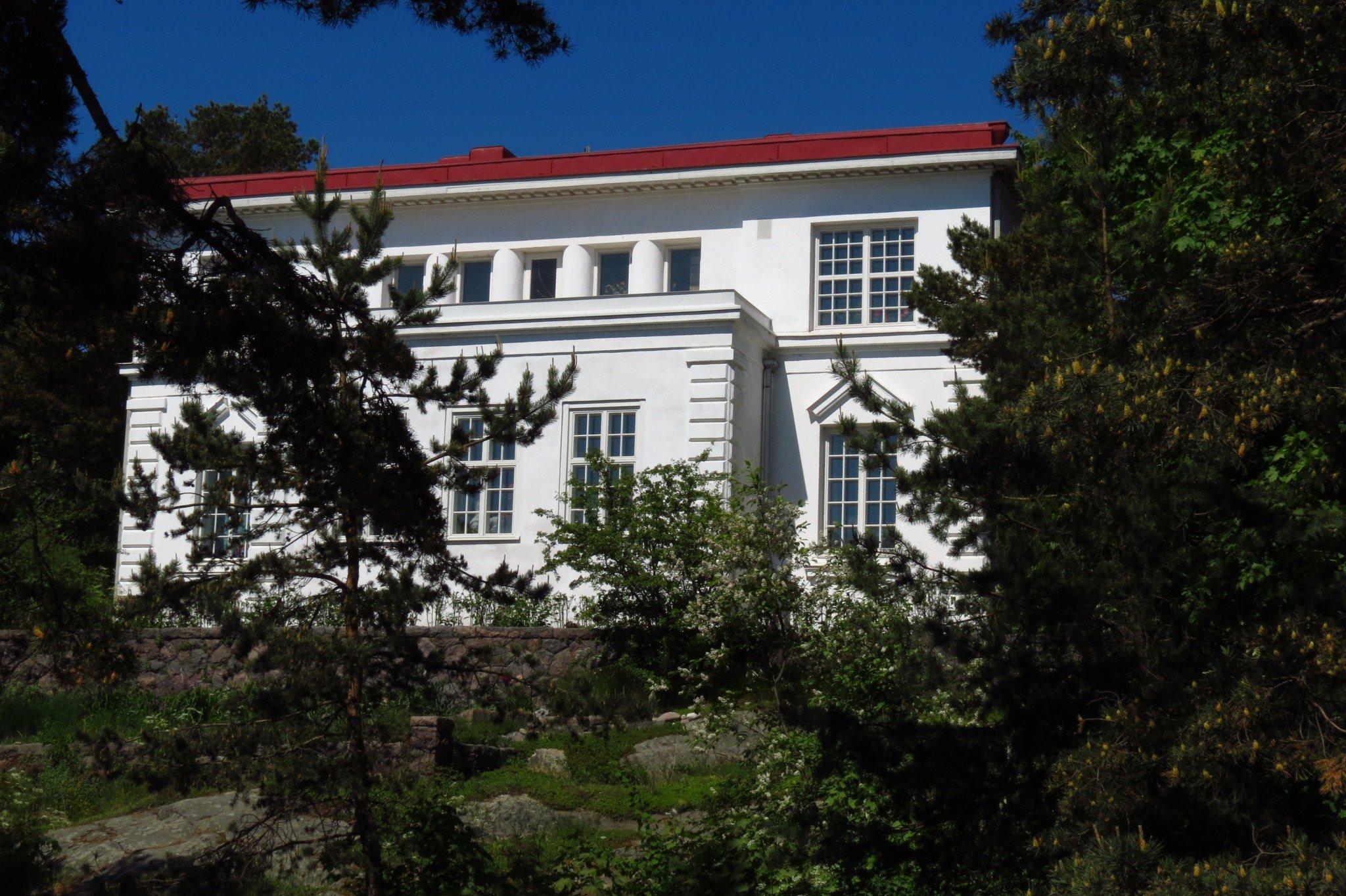 Villa Lilius 1919 (arkk. G. Cajanus).
