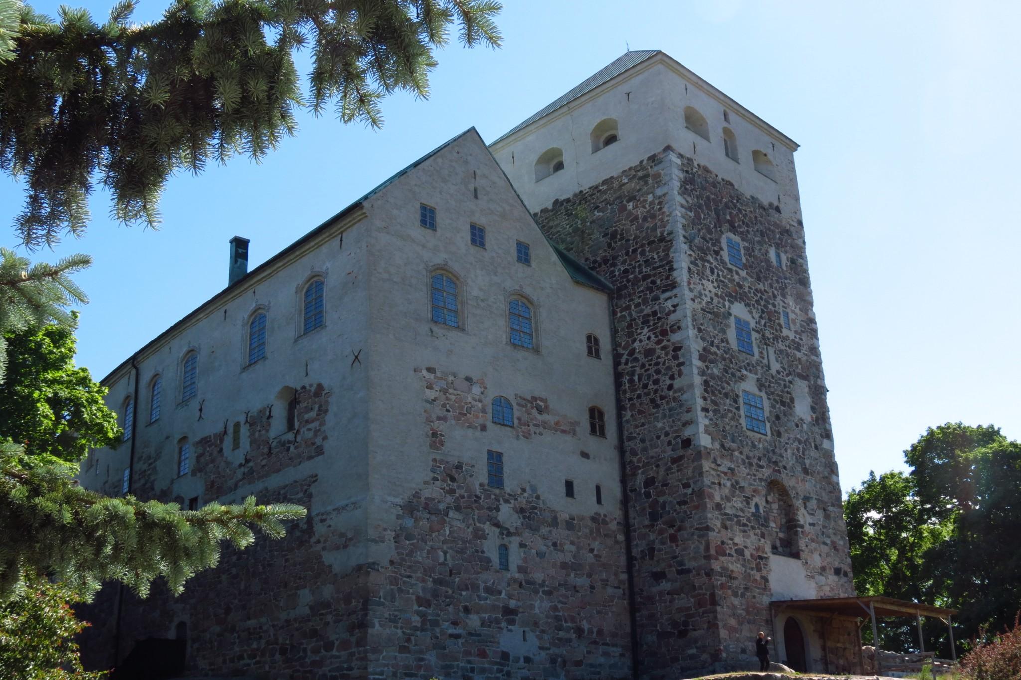 Turkkusen linna, Åboborgs slott