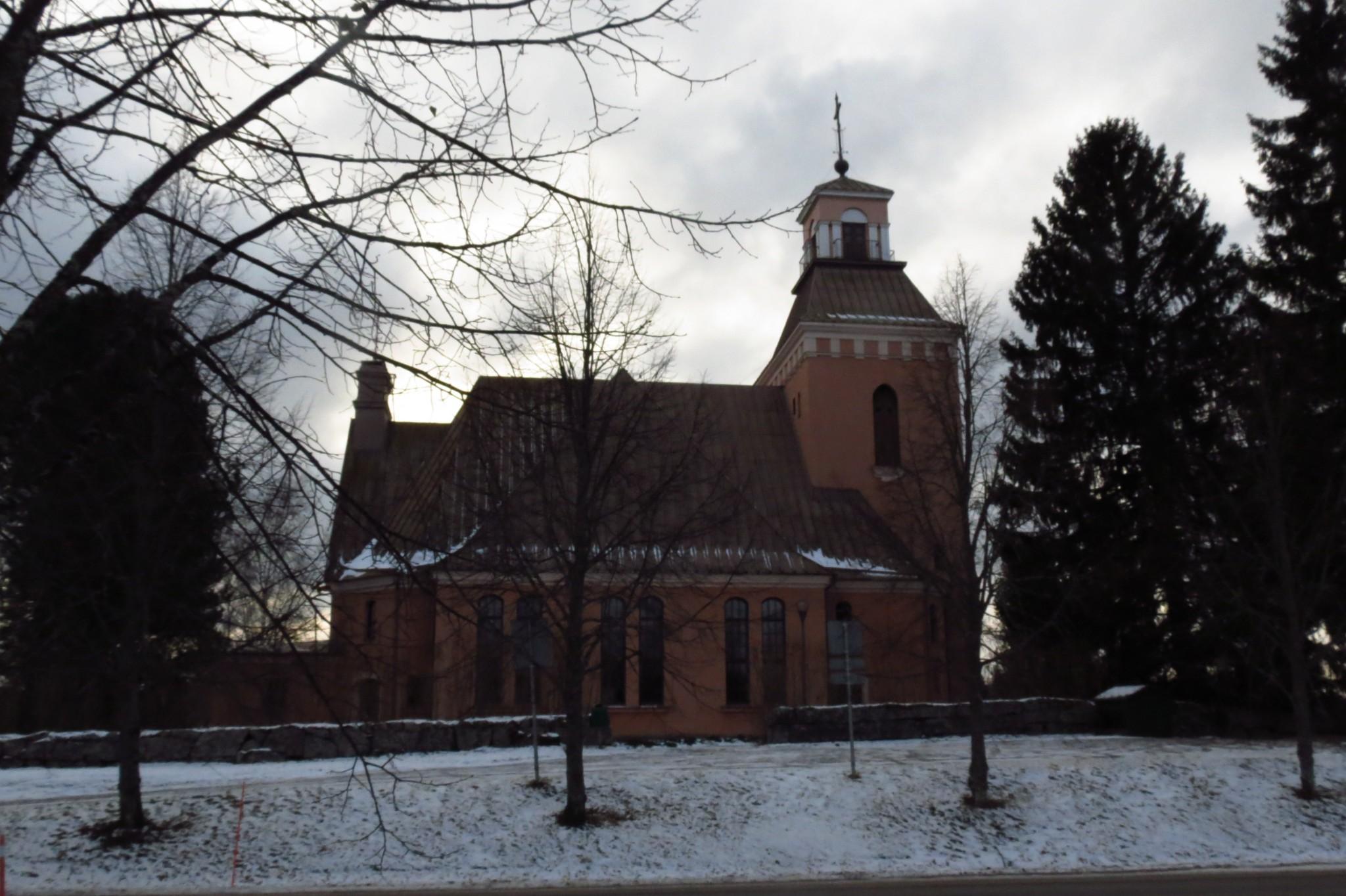Padasjoen kirkko