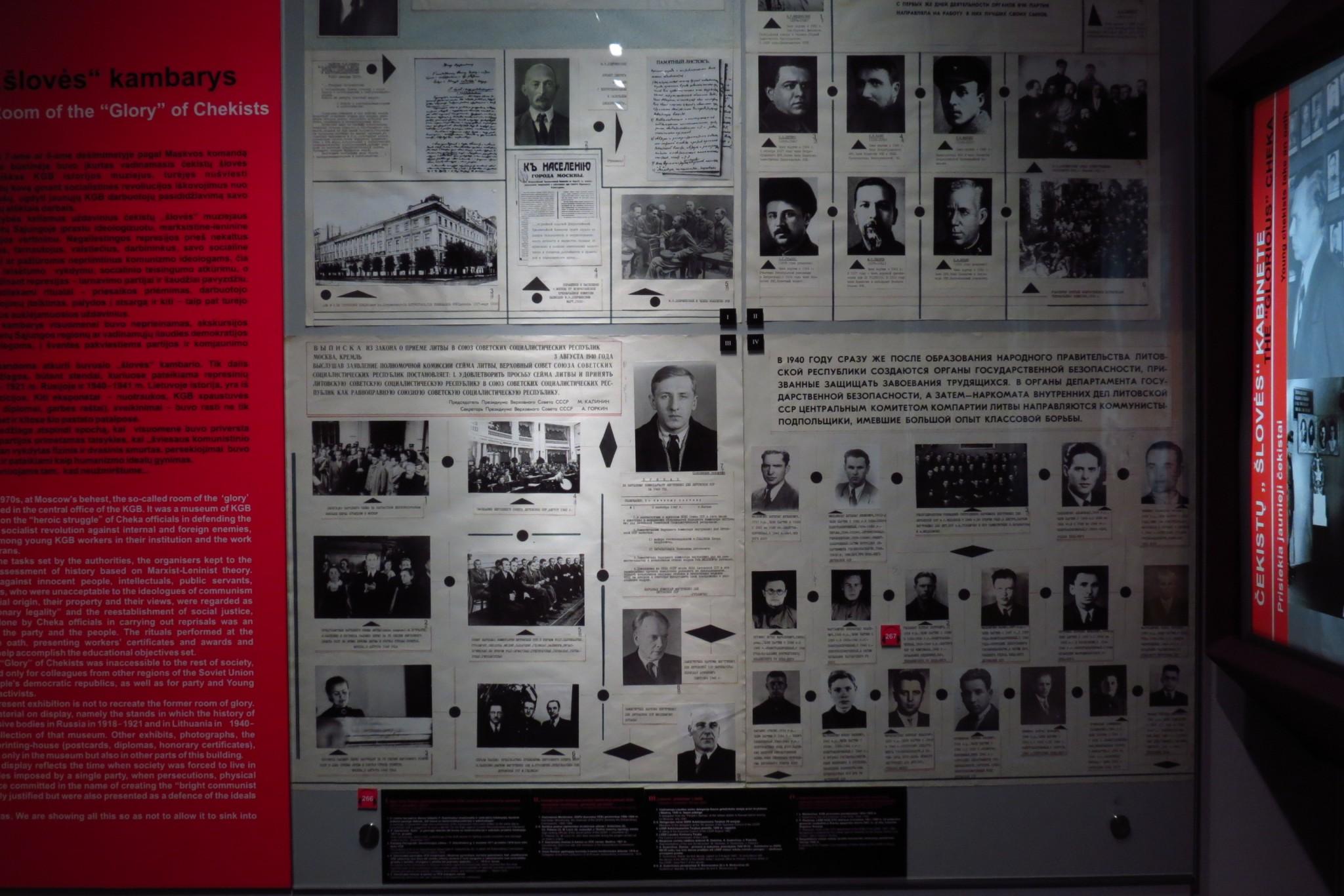 KGB-muso KGB-museossa