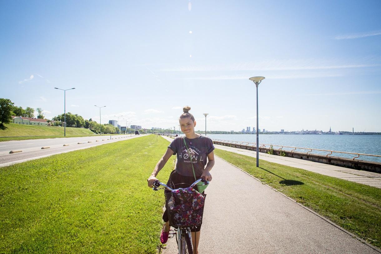 Tallinna pyöräily