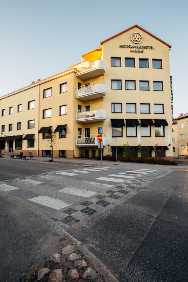 Arctic Light Hotel Rovaniemi-5