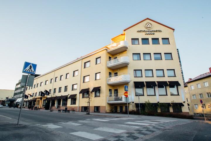 Arctic Light Hotel Rovaniemi-6