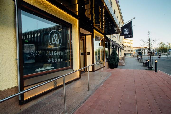Arctic Light Hotel Rovaniemi-7