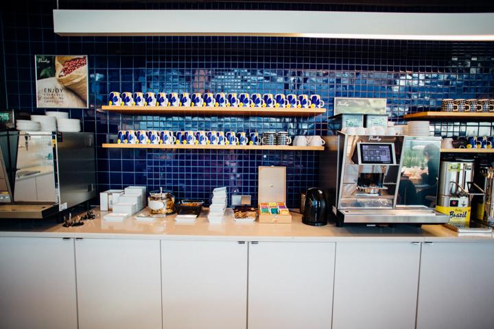 Finnair Schengen Lounge Helsinki-Vantaa