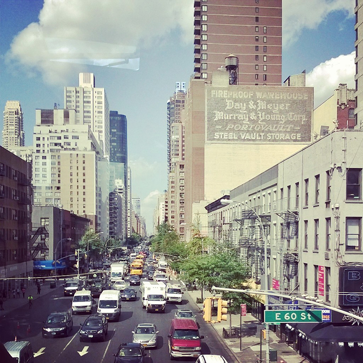 Instagram Trave Thursday New York City