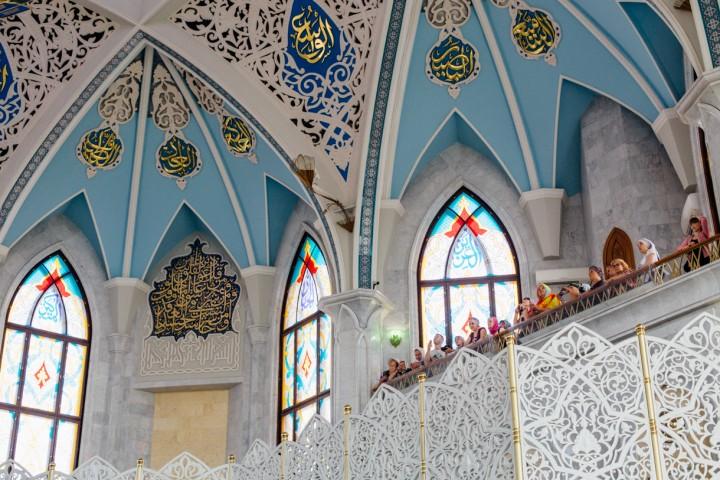 Kul Sharifan moskeija Kazan-11