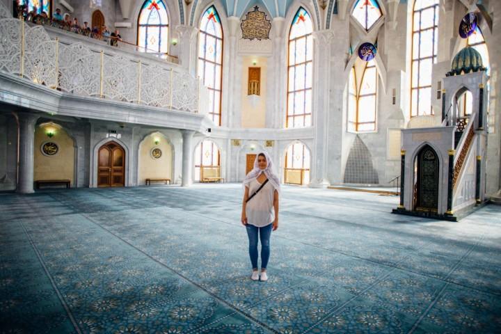 Kul Sharifan moskeija Kazan-15