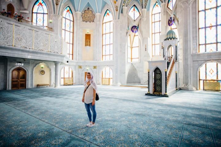 Kul Sharifan moskeija Kazan-16