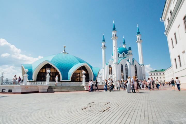 Kul Sharifan moskeija Kazan-19