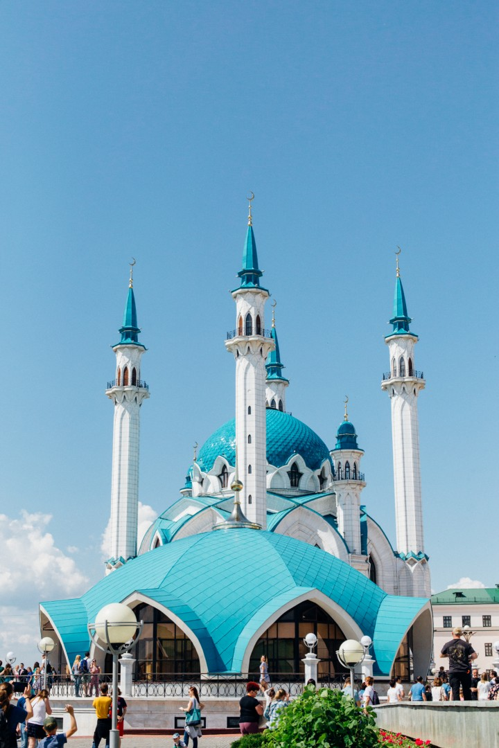 Kul Sharifan moskeija Kazan-20