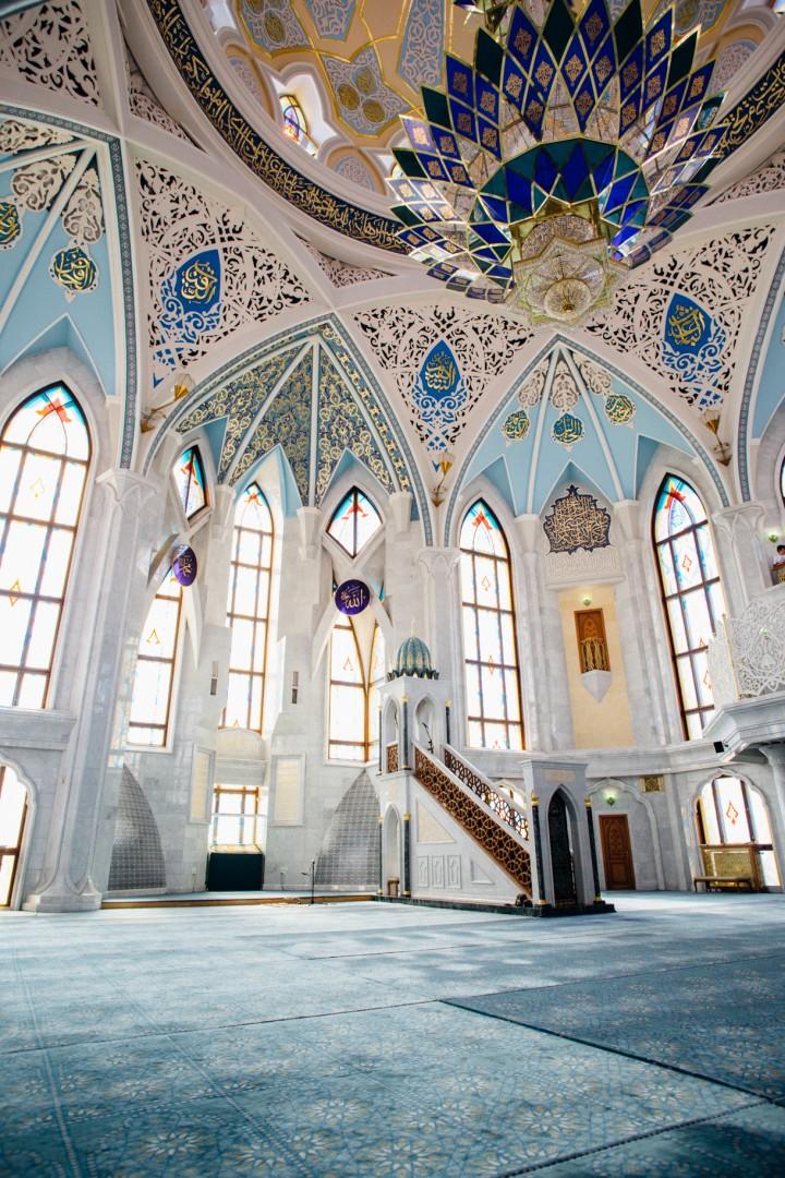 Kul Sharifan moskeija Kazan-3