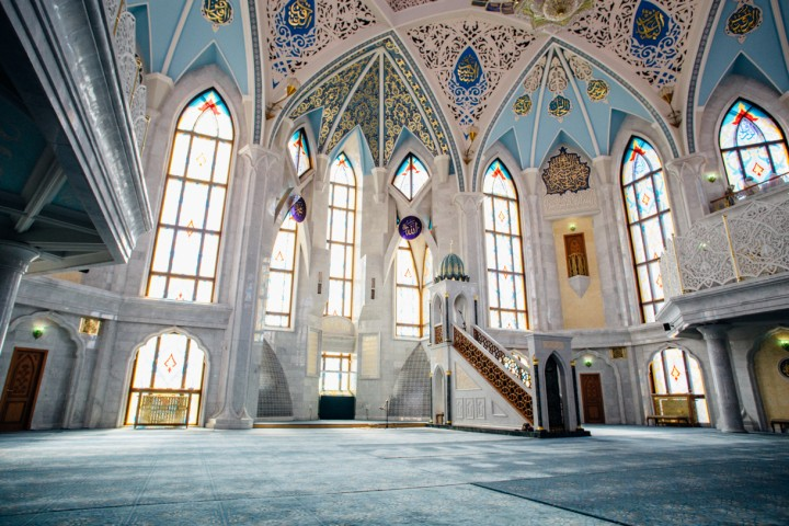 Kul Sharifan moskeija Kazan-4