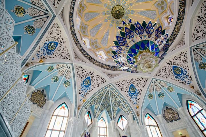 Kul Sharifan moskeija Kazan-5