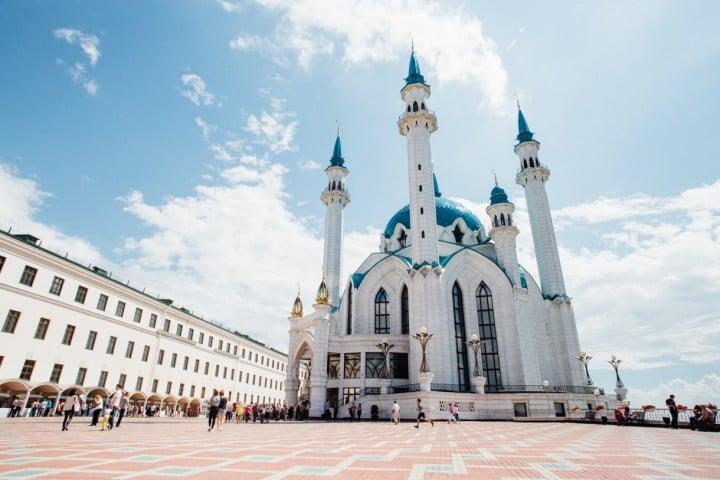 Kul Sharifan moskeija Kazan