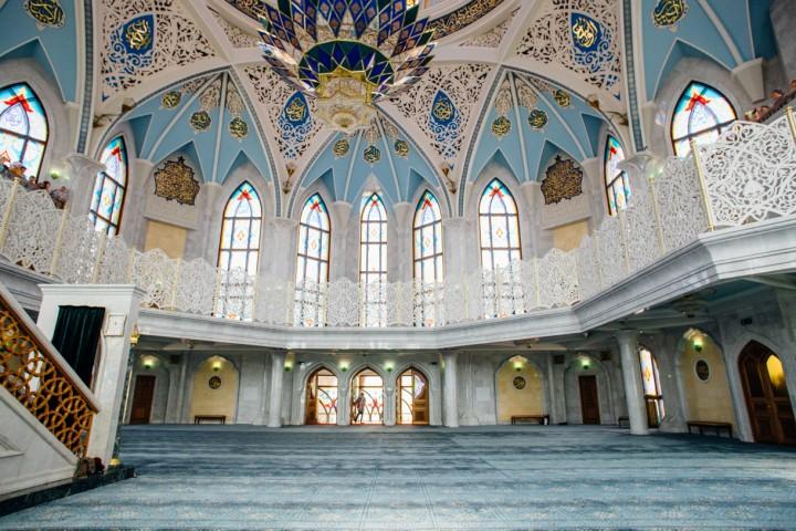 Kul Sharifan moskeija Kazan-8
