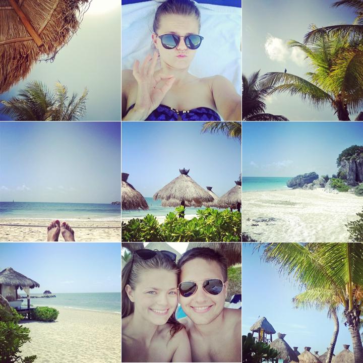 honeymoon meksikossa