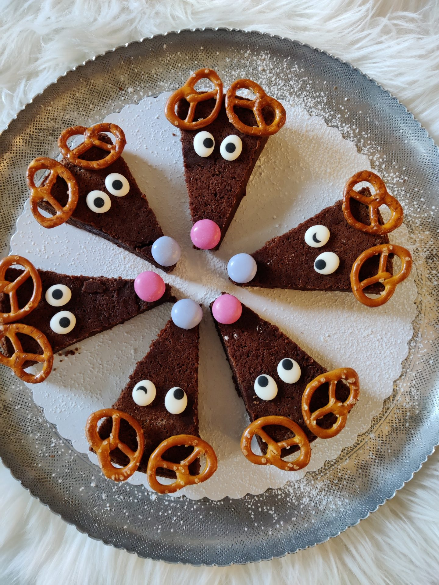 Joulu leivonnainen