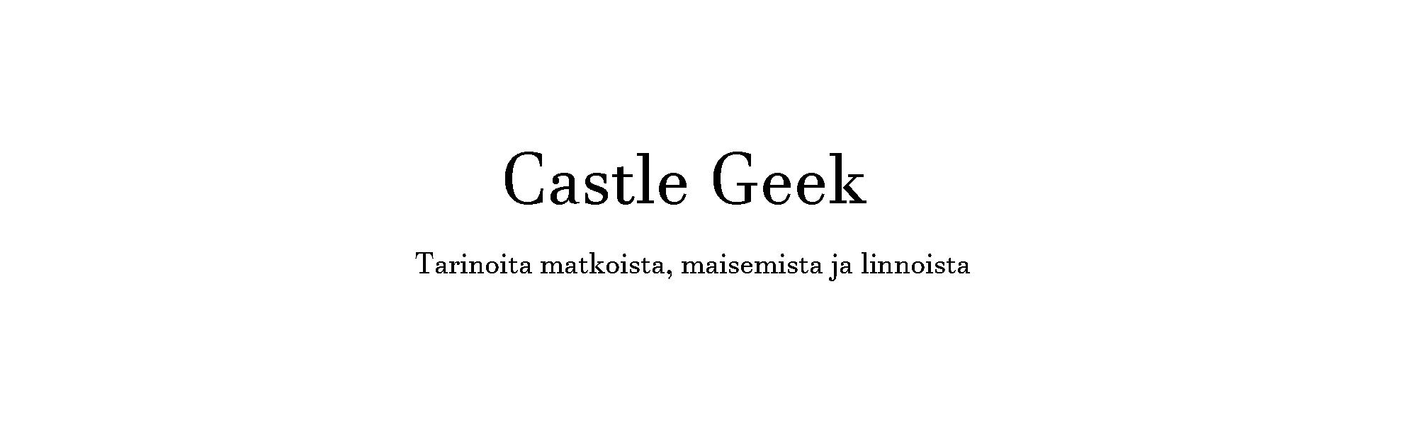 Castle Geek