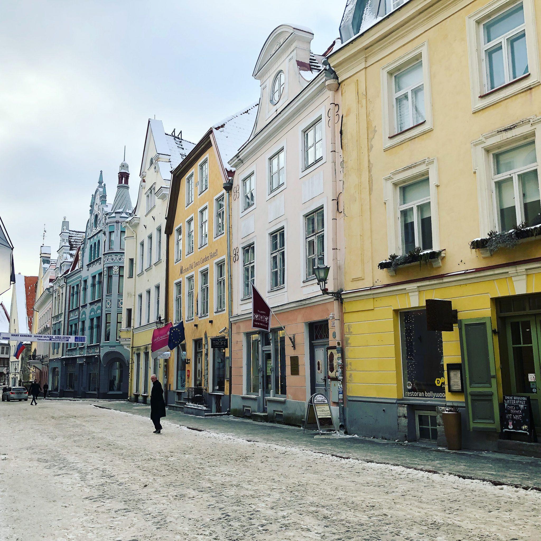 Kylpylät Tallinna