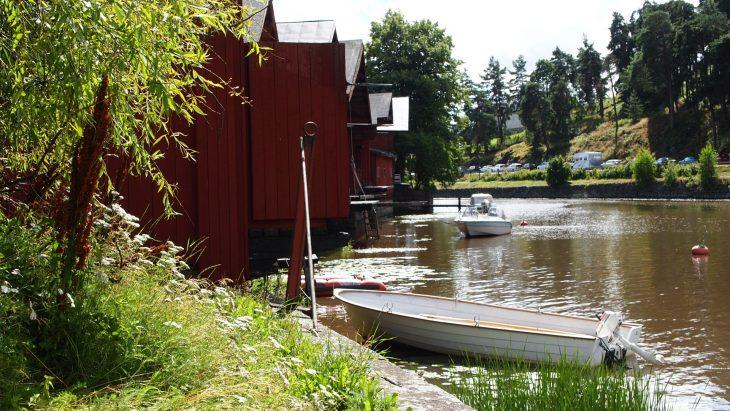 Päiväretki Helsingistä: kotoinen Porvoo