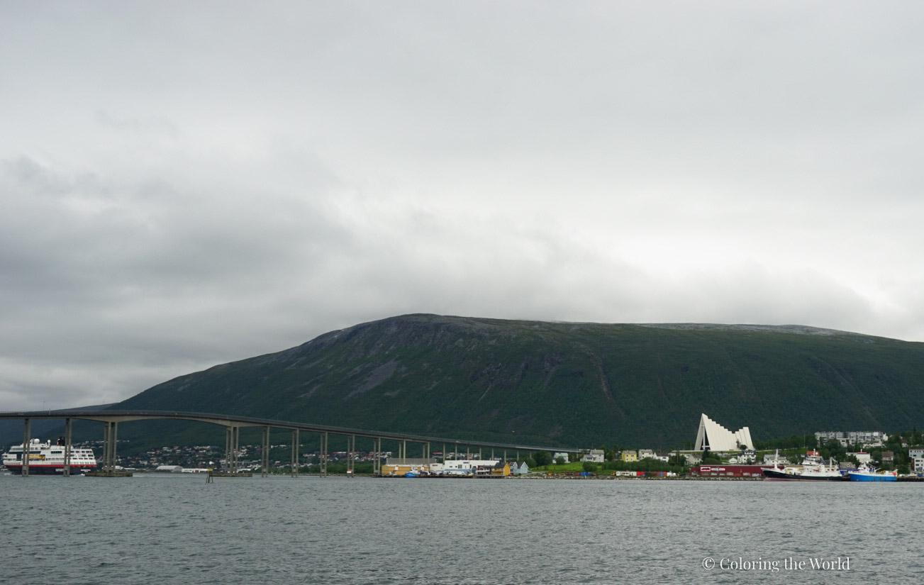 Tromssan maisemaa