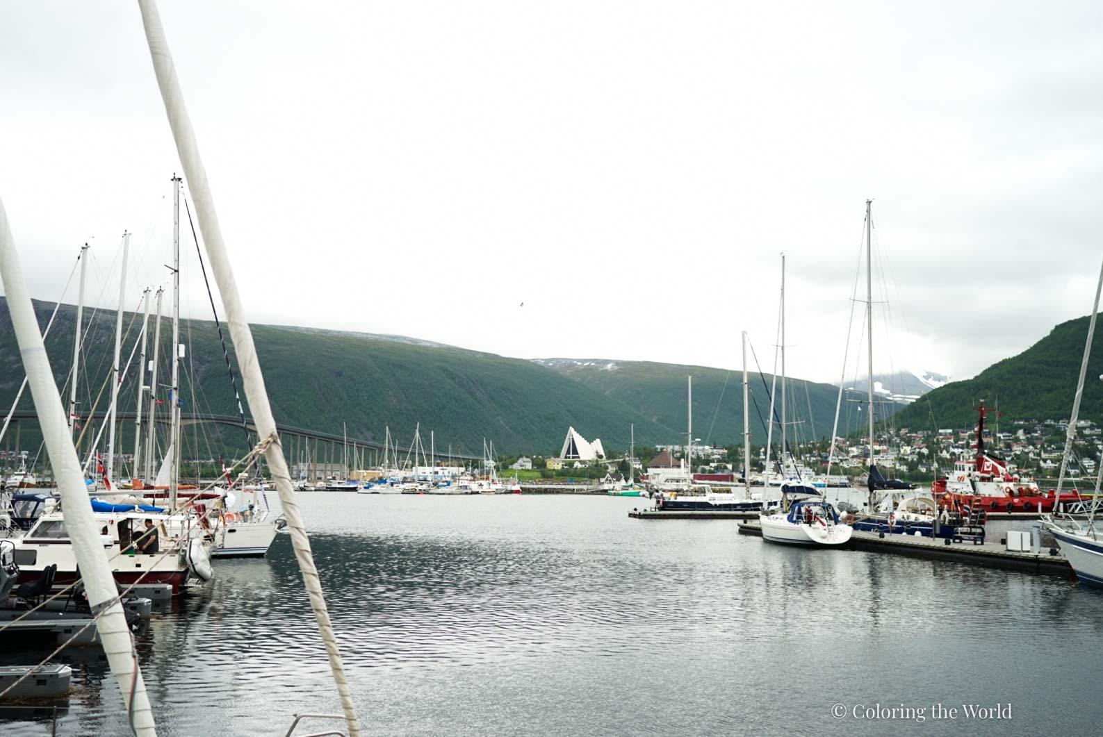Satama Tromssassa