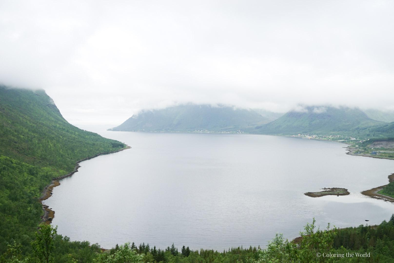 Bergsbotn, Senja