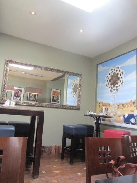 23 Seats cafe/bistro