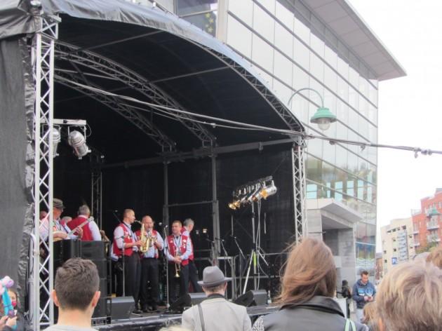 Guinness Jazz festival