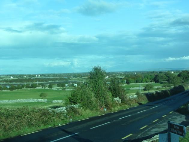 Liikkuminen Irlannissa - Levoton Matkailija