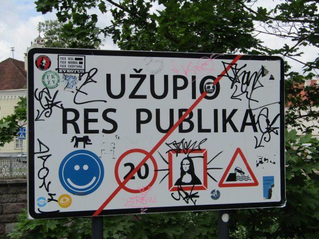 Vilna, Liettua, Uzupis