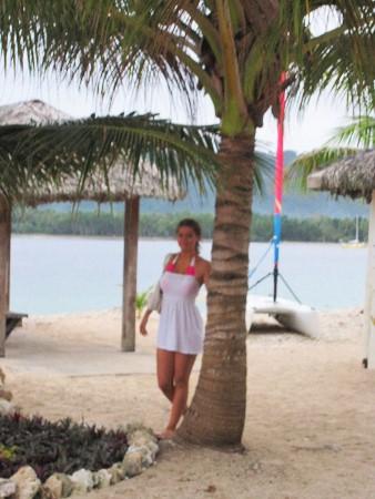 Kavaa ja pina coladaa Vanuatulla
