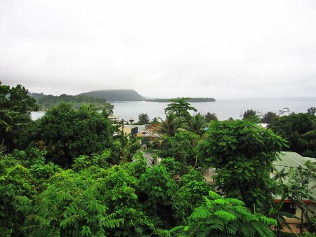 Se kerta kun vedin kavaöverit Vanuatulla
