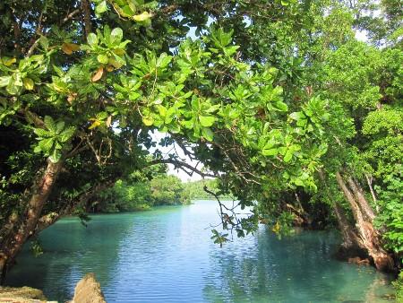 Onnenpäiviä paratiisissa Vanuatulla