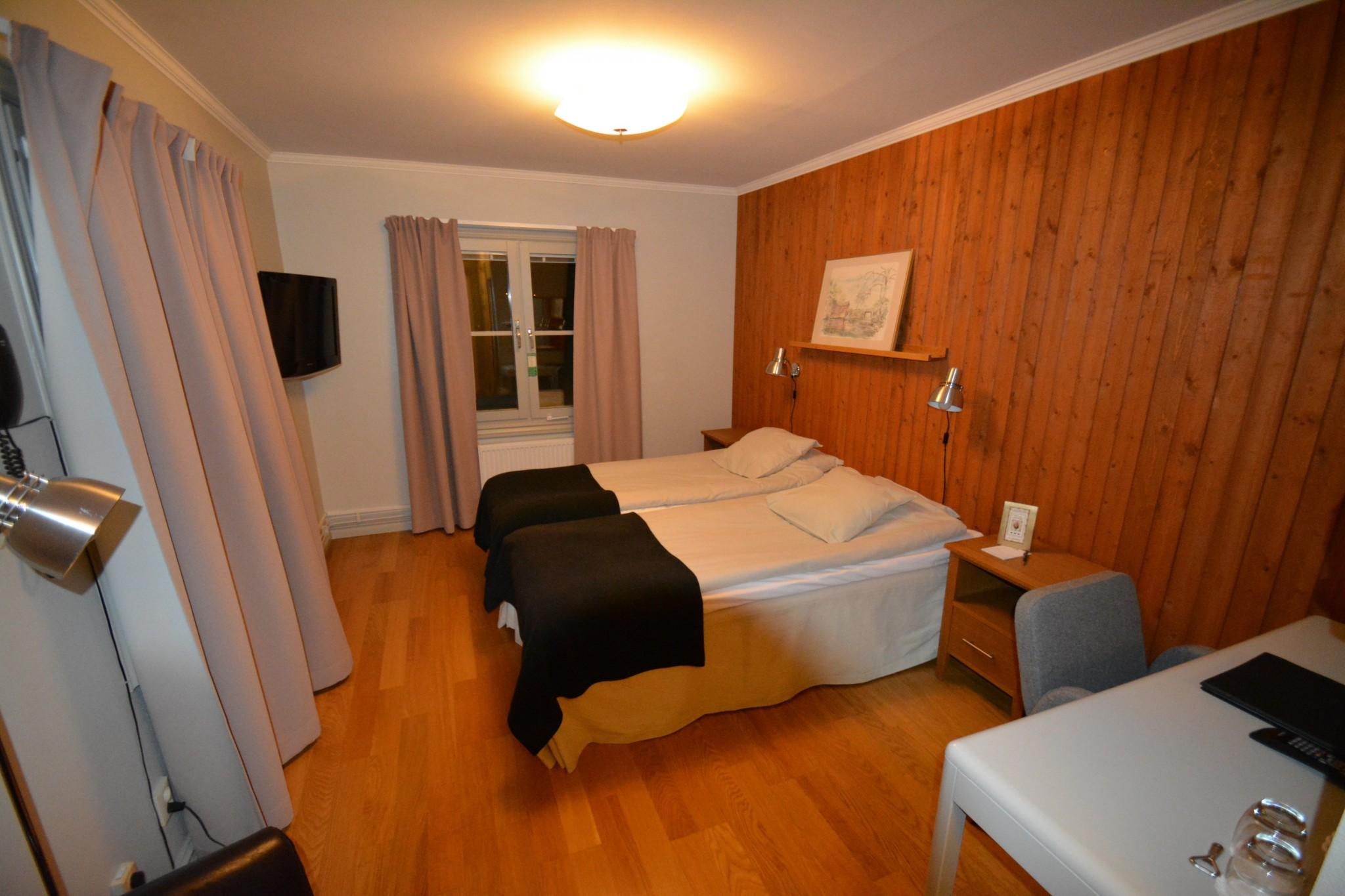 Högbo huone
