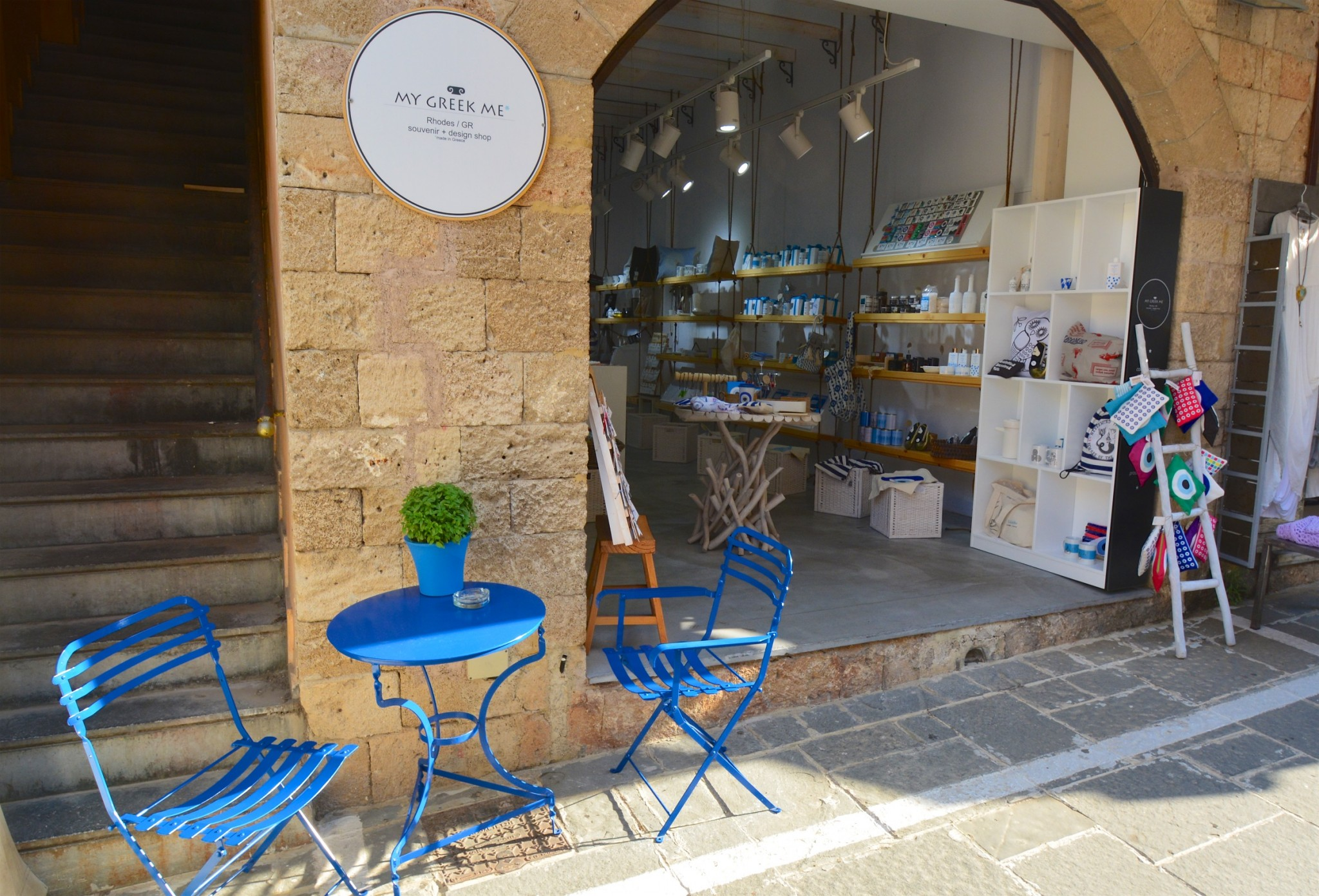 Small gems in Rhodes - Destination LOMA