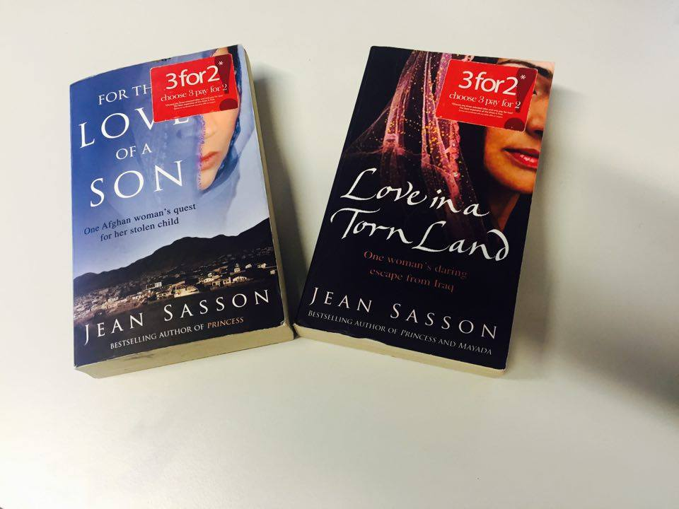 Jean Sasson