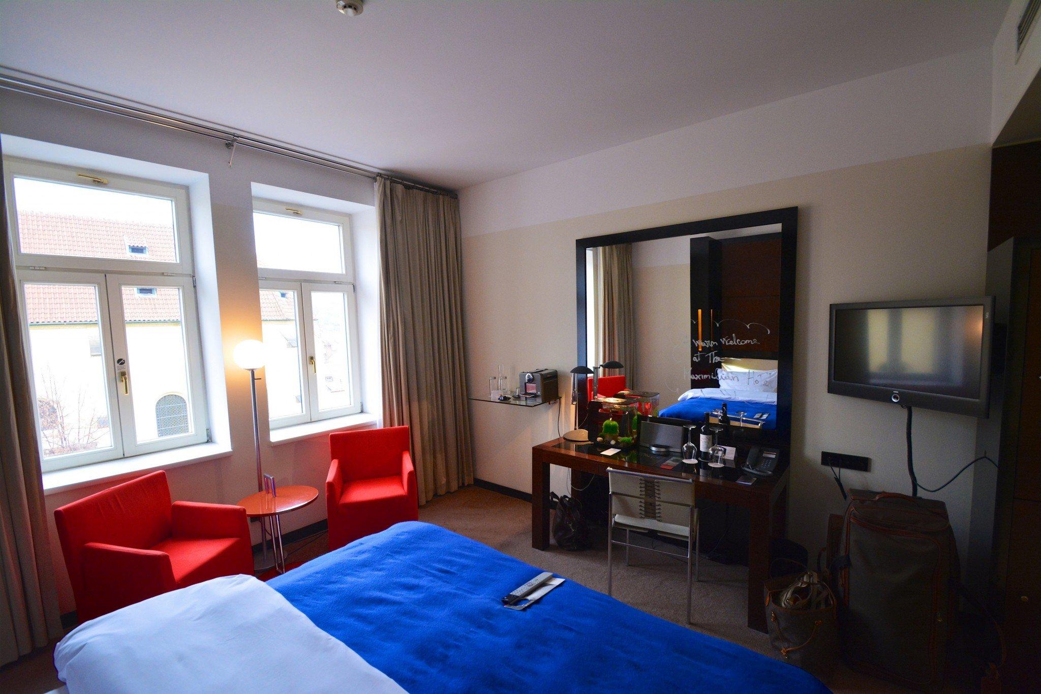 Hotel Maximilian room