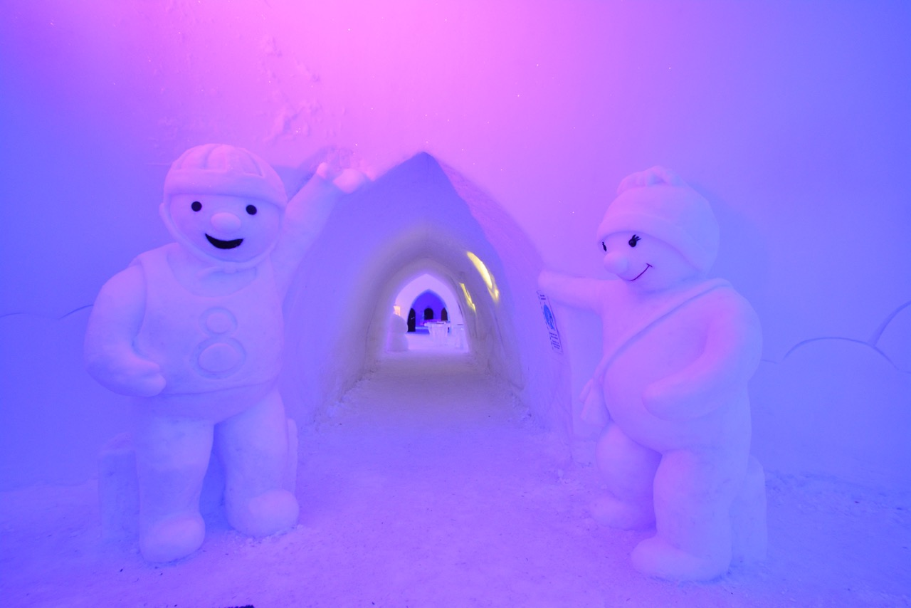 Snowman world 3